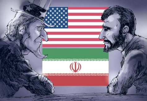 Image result for america and iran